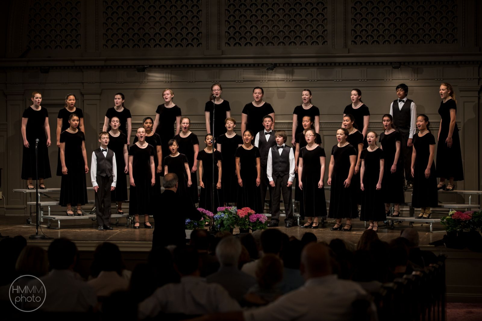 Columbia Children's Choir - Bel Canto